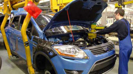 Ford đóng cửa nhà máy tại Philippines