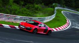 Màn lập kỷ lục ấn tượng của Audi R8 e-Tron