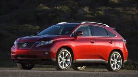 """""""Xế"""" sang Lexus RX dính án triệu hồi"""