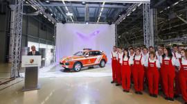 Chiếc Porsche thứ 500.000 lăn bánh dịp đặc biệt