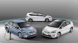 """Xe """"xanh"""" của Toyota tốt nhất thế giới"""