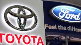 10 lý do Toyota vượt mặt Ford
