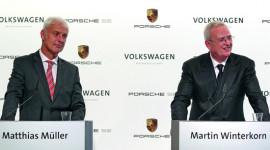 Volkswagen hoàn toàn kiểm soát Porsche