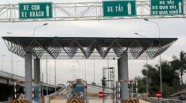 Tối nay, bắt đầu thu phí cao tốc Cầu Giẽ - Ninh Bình