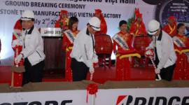 Việt Nam có nhà máy sản xuất lốp xe quy mô lớn