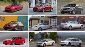 11 xe gia đình giá dưới 30.000 USD không thể bỏ lỡ