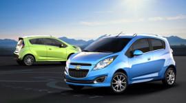 Chevrolet Spark 2013 sẽ không có đầu đọc CD