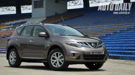 Nissan Murano 2012 – Vẻ đẹp khó lẫn