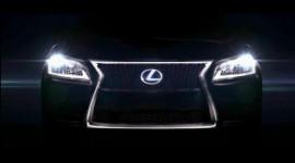 """Sắp có """"xế"""" hạng sang hoàn toàn mới từ Lexus"""