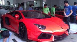 Chiếc Lamborghini Aventador thứ 3 đã về Việt Nam?