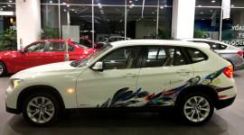 BMW Euro Auto giới thiệu phiên bản X1 Art Edition