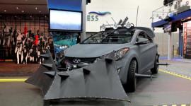 """Hyundai Elantra Coupe """"độc"""" cho ngày tận thế"""
