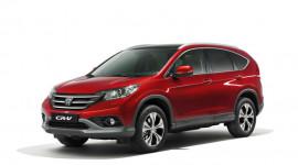 Honda cam kết sức hấp dẫn của CR-V 2013