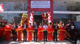 Mitsubishi khai trương đại lý 3S tại Nha Trang