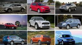 10 xe crossover lý tưởng nhất cho gia đình
