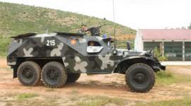 Việt Nam cải tiến thành công xe bọc thép BTR-152