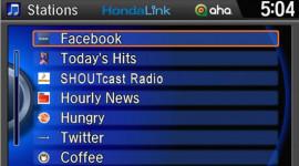 HondaLink – điểm nhấn công nghệ của Honda