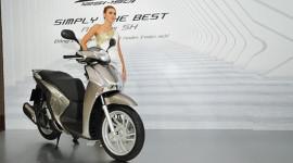 Honda VN giới thiệu SH mới, giá bán hơn 60 triệu đồng