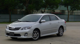 Corolla Altis phiên bản đặc biệt ra mắt tại Việt Nam