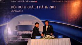 Hyundai Motor chọn nhà phân phối độc quyền tại VN