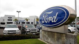 Ford lỗ nặng ở thị trường châu Âu