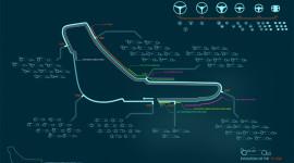 Xem những thay đổi của xe đua F1 trong 60 giây
