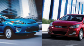 "Ford Fiesta ""hạ gục"" Hyundai Accent?"