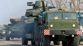 """Xem """"lực sĩ"""" xe đầu kéo trong giới quân sự (2)"""