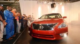 Nissan khởi đầu năm tài khóa thuận lợi