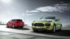 Vinh danh Porsche 911 và Cayenne