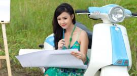 Xe Lambretta Việt Nam giá 85 triệu đồng