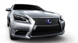 Lexus LS 2013 chính thức ra mắt