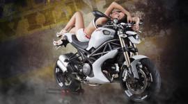 """Siêu phẩm"" Ducati Monster 1100 EVO Bulgari"