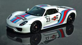 """Khoác áo mới"" cho Porsche 918 Spyder"