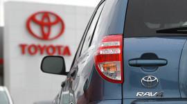 Gần 1 triệu xe Toyota bị thu hồi