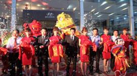 Khai trương đại lý 3S Hyundai Thái Nguyên