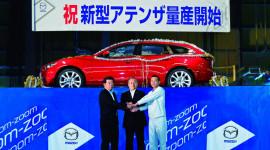 """Mazda6 Wagon 2014 chính thức """"chào"""" thị trường"""