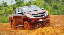 Mazda BT-50 2012 – Bán tải đa năng cho thị trường Việt