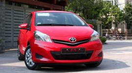 Toyota Yaris thế hệ mới đầu tiên về Việt Nam