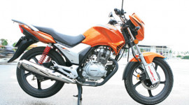 Sức hút mới từ Honda CBF 125