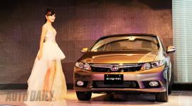 """Honda Civic thế hệ mới chính thức """"chào"""" thị trường Việt"""