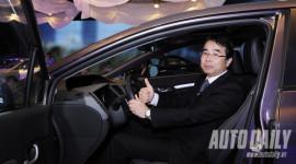 Trò chuyện với Trưởng dự án phát triển Honda Civic 2012