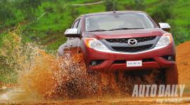Mazda BT-50 2012 – Một cách nhìn mới về xe bán tải