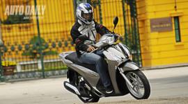 "Honda SH 125i mới - ""Xác SH, hồn PCX"""
