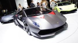 """Bộ đôi """"hàng khủng"""" Lamborghini tham dự lễ hội siêu xe"""