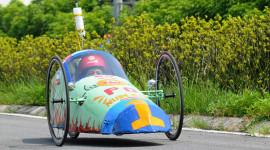 Chuyện khó tin: Xe tự chế Việt đi 900km với 1 lít xăng