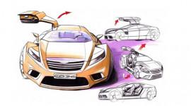Kinetic Design - Tạo nên phong cách Ford