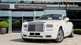 Rolls-Royce thiết kế logo mới vì Olympic 2012