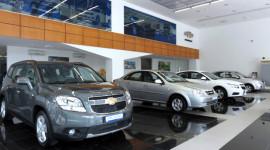 Đại lý Chevrolet Sài Gòn chính thức khai trương