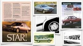 Nhìn lại lịch sử các thế hệ xe Camry (P.1)